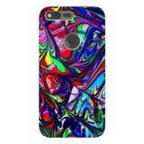 Abstract-2-phone-case-Google-Pixel Blast Case PRO For Google Pixel XL
