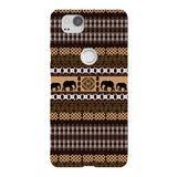 Africa-Elephant-phone-case-Google-Pixel Blast Case LITE For Google Pixel 2