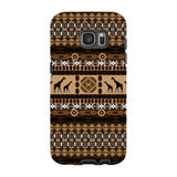 Africa-Giraffe-phone-case-Samsung Blast Case PRO For Samsung Galaxy 7 Edge
