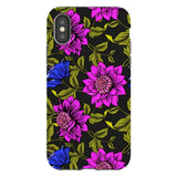 Flowers-a-phone-case- IPhone Blast Case PRO For iPhone X