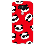 panda-Red-phone-case-LG Blast Case LITE For LG G5