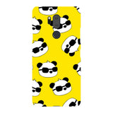 panda-Yellow-phone-case-LG Blast Case LITE For LG G7