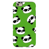 panda-Light-Green-phone-case-IPhone Blast Case PRO For iPhone 6