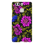 Flowers-a-phone-case-Huawei Blast Case LITE For Huawei P9