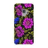 Flowers-a-phone-case-Samsung Blast Case LITE For Samsung Galaxy S9