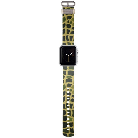 WATCH STRAP -  Snake for apple watch 38 mm in Nylon
