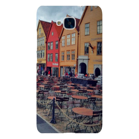 Houses-phone-case-Huawei Blast Case LITE For Huawei Honor 5C