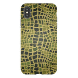 CROCODILE-skin-phone-case- IPhone Blast Case PRO For iPhone XS Max