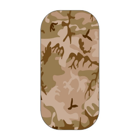 CLICKIT - CAMO - brownphone holder