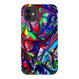 Abstract-2-phone-case- IPhone Blast Case PRO For iPhone 11