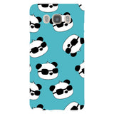 panda-Light-Blue-phone-case-Samsung Blast Case LITE For Samsung Galaxy J7 - 2016 Model