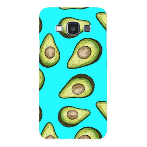 Guacamole-Light-Blue-phone-case-Samsung Blast Case LITE For Samsung A3 - 2014 Model