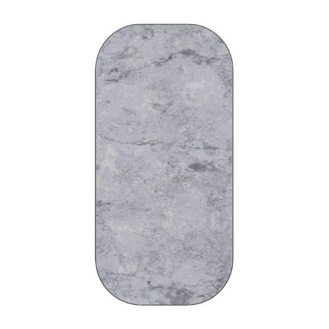 CLICKIT - Marble - Light greyphone holder