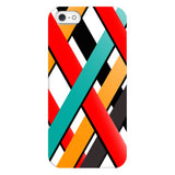 Line-pattern-White-phone-case-IPhone Blast Case LITE For iPhone 5