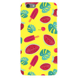 Summer-pattern-Yellow-phone-case- IPhone Blast Case LITE For iPhone 6S