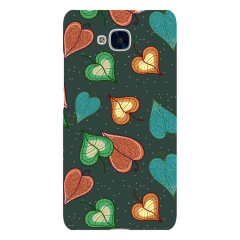 falling-leaves-phone-case-Huawei Blast Case LITE For Huawei Honor 5C