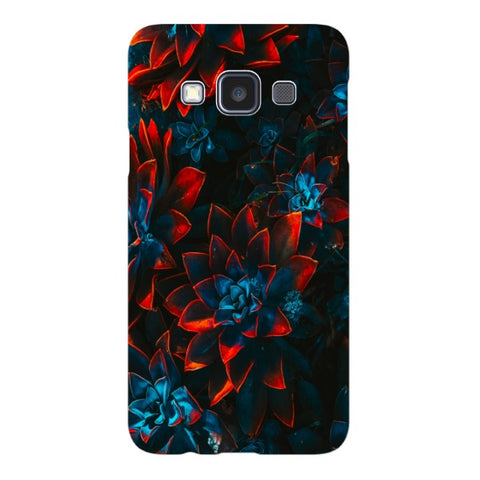 Flowers-D-phone-case-Samsung Blast Case LITE For Samsung A3 - 2014 Model