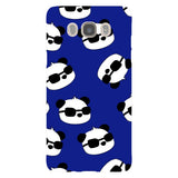 panda-Blue-phone-case-Samsung Blast Case LITE For Samsung Galaxy J7 - 2016 Model