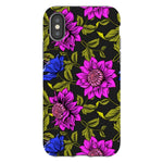 Flowers-a-phone-case- IPhone Blast Case PRO For iPhone XS