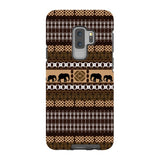 Africa-Elephant-phone-case-Samsung Blast Case PRO For Samsung Galaxy S9 Plus