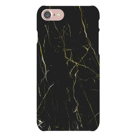 MARBLE - Black Gold - IPhone-phone-case Blast Case LITE For iPhone SE2