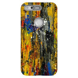 Abstract-3-phone-case-Google-Pixel Blast Case PRO For Google Pixel
