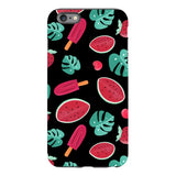 Summer-pattern-black-phone-case- IPhone Blast Case PRO For iPhone 6S Plus