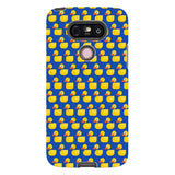 Ducks blue - LG-phone-case Blast Case PRO For LG G5