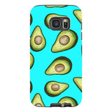 Guacamole-Light-Blue-phone-case-Samsung Blast Case PRO For Samsung Galaxy S7