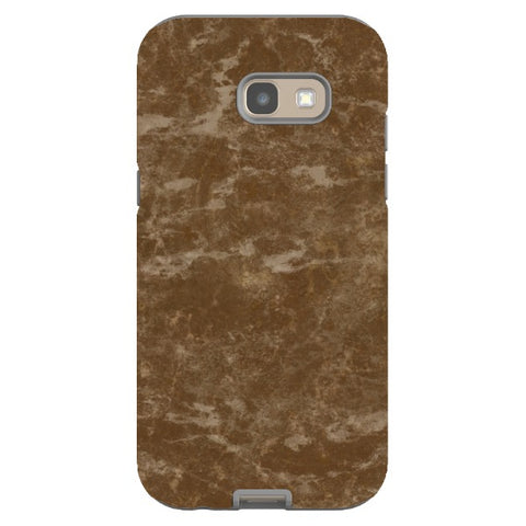 MARBLE-Brown-phone-case- Samsung Blast Case PRO For Samsung A5 - 2017 Model