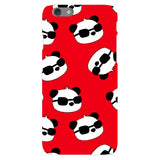 panda-Red-phone-case-IPhone Blast Case LITE For iPhone 6S