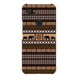 Africa-Elephant-phone-case-Google-Pixel Blast Case LITE For Google Pixel 3AXL