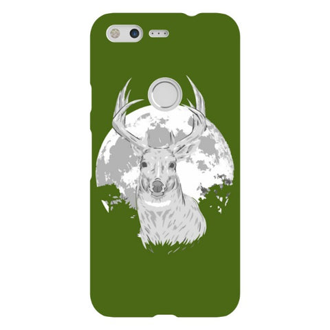deer-green-phone-case-Google-Pixel Blast Case LITE For Google Pixel