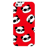 panda-Red-phone-case-IPhone Blast Case PRO For iPhone 5