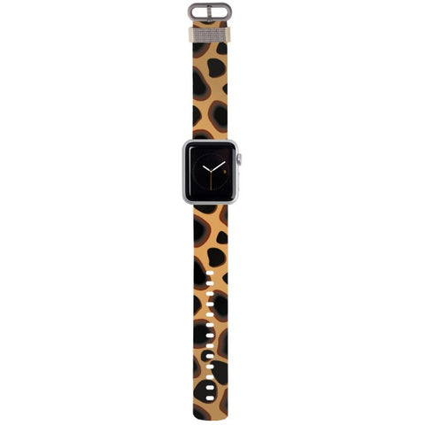 WATCH STRAP - Cheetah for apple watch 38 mm in Nylon
