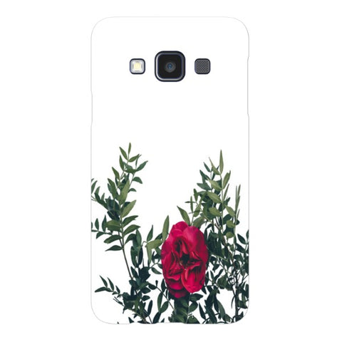 Red-rose-phone-case-Samsung Blast Case LITE For Samsung A3 - 2014 Model