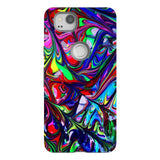 Abstract-2-phone-case-Google-Pixel Blast Case PRO For Google Pixel 2