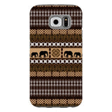 Africa-Elephant-phone-case-Samsung Blast Case PRO For Samsung Galaxy S6