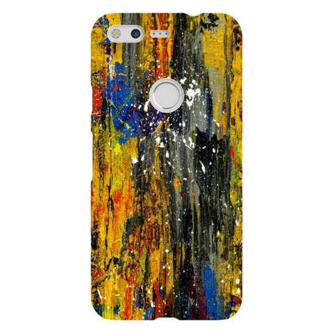 Abstract-3-phone-case-Google-Pixel Blast Case LITE For Google Pixel