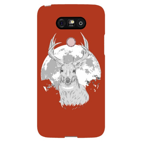 deer-Red-phone-case-LG Blast Case LITE For LG G5