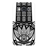 Hamsa-phone-case-Samsung Blast Case LITE For Samsung A3 - 2014 Model