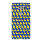 Ducks blue - LG-phone-case Blast Case LITE For LG V30