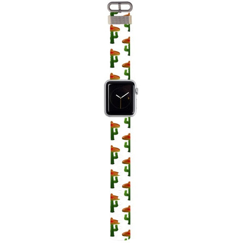 WATCH STRAP - Kaktus for apple watch 38 mm in Nylon