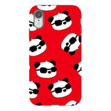 panda-Red-phone-case-IPhone Blast Case PRO For iPhone XR