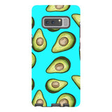 Guacamole-Light-Blue-phone-case-Samsung Blast Case PRO For Samsung Galaxy Note 8