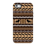 Africa-Lion-phone-case-IPhone Blast Case PRO For iPhone SE