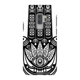 Hamsa-phone-case-Samsung Blast Case PRO For Samsung Galaxy S9 Plus
