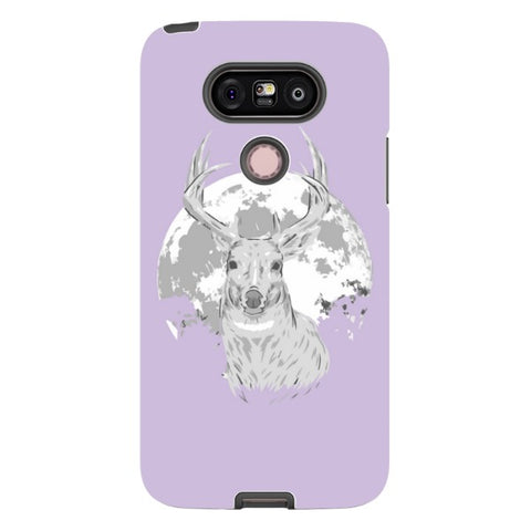 deer-Pink-phone-case- Samsung Blast Case LITE For Samsung A3 - 2014 Model