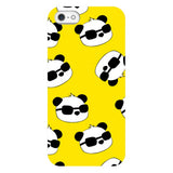 panda-Yellow-phone-case-IPhone Blast Case LITE For iPhone 5