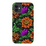 Flowers-B-phone-case- IPhone Blast Case PRO For iPhone 11